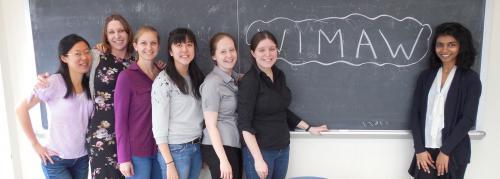 Women in Math at Wisconsin