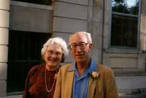 Walter and Mary Ellen Rudin