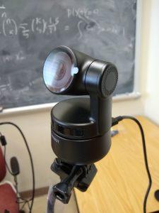 Obsbot Tiny AI camera